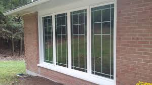 should i do bow or casements replacement windows johnson city ny two pics middle with casement ends