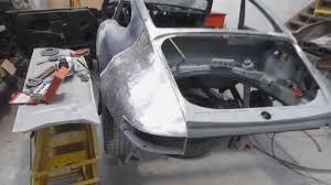 911 porsche restoration 1969 porsche 911s restoration part 6 bodywork almost complete