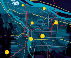 Portland Gas Prices Map by You Think Portland Traffic Is Bad Now Portland Monthly