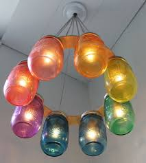 Making Chandeliers At Home Home Decor Make A Rainbow Chandelier Amazing Things To Do With