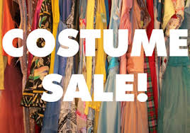 costume sale greater manchester drama federation