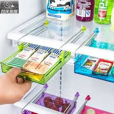 Under Desk Storage Drawers by Aliexpress Com Buy Refrigerator Organizer Stainless Steel Track