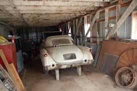 two corvettes two c1 corvettes found in illinois barn