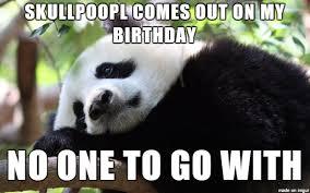 Sad Panda Meme - sad panda meme on imgur