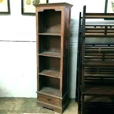 small bookcases for sale bookcases bookcase with glass doors and drawers small bookcase