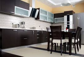 dark wood kitchen cabinets pictures of kitchens modern dark wood kitchens kitchen 2