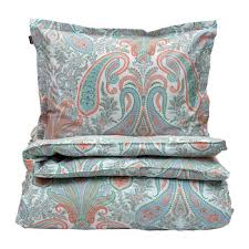 Gray Paisley Duvet Cover Gant Bedding Duvet Covers Amara