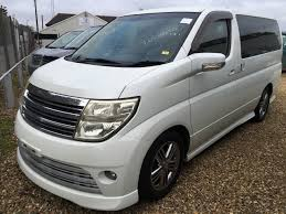 nissan note 2005 white used nissan elgrand cars second hand nissan elgrand