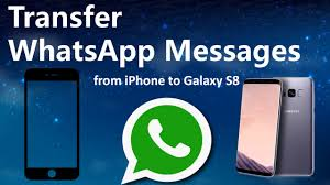 transfer whatsapp messages from iphone to android transfer whatsapp messages from iphone to android samsung galaxy