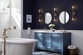 Kichler Bath Lighting Bath Light Bathroom Light Fixtures Gallery