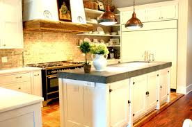 vintage kitchen island linear pendant lighting with marble