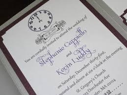 new years wedding invitations new years wedding invitation sle 6 50 usd via