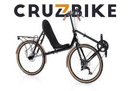 Comfortable Bikes Comfortable Weight Distributing Bikes Cruzbike T50