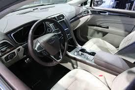 ford fusion 2017 interior 2017 ford fusion platinum autos ca