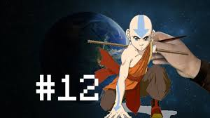 Avatar The Last Airbender Map Minecraft World Painter Timelapse 12 The Last Airbender Too