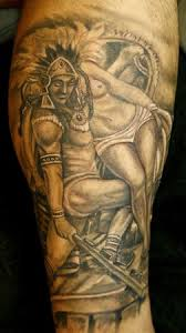 aztec tattoo design and ideas in 2016 on tattooss net