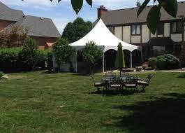 backyard tent rental home outdoor decoration