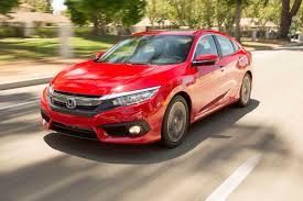 honda car comparison 2016 honda civic touring review term arrival