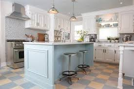 blue kitchen island blue kitchen island cottage kitchen richardson design