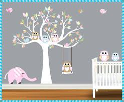 Nursery Wall Mural Decals Nursery Wall Mural Decals Baby Wall Murals And Decals Home