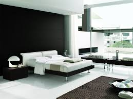 bedroom glamorous modern black and white bedroom modern black