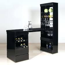 bar table with wine rack home mini bar furniture wine storage racks dining rooms mini bar