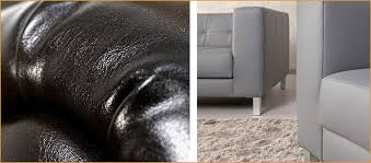 restaurer canapé cuir restaurer canapé cuir abimé conception impressionnante cuir et