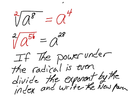 showme radicals with variables and exponents worksheet