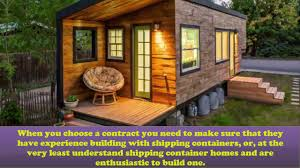 mistakes to avoid when building a shipping container homes youtube