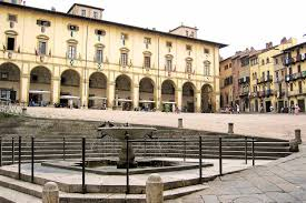 how to reach hotel continentale arezzo