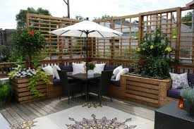 covered outdoor seating exterior design covered patio with outdoor seating and planter