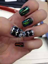 aliexpress com buy 5 design choice aurora nail stickers magic