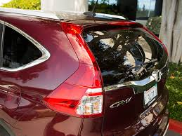 Car Interior Noise Comparison Compact Suv Comparison 2016 Honda Cr V Kelley Blue Book
