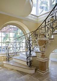 Iron Handrails For Stairs Metal Railing Ideas U2013 Exclusive Staircase Designs For Your Home