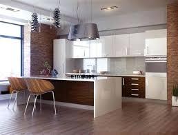 cuisine gris et noir cuisine bois laque cuisine blanc laque et bois beautiful blanche