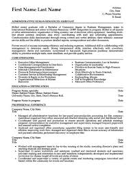 Resume Sample For Executive Assistant by Administrative Assistant Resume Template Premium Resume Samples