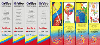 colombia libro de lectura grado 6 concurso separadores de libros