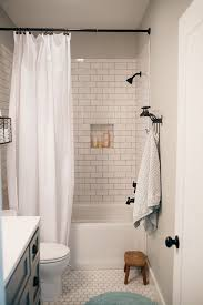 subway tile bathroom ideas southern newlywed the teasley s modern farmhouse photography