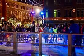 christmas in the square at frisco square dallas attractions