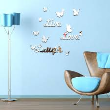 1 set home decor live love laugh letters wall stickers acrylic wall stickers live laugh love