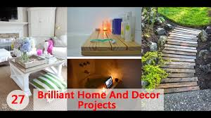 27 brilliant home and decor projects you can make yourself youtube