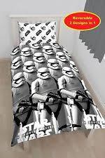 Star Wars Duvet Cover Double Star Wars Quilt Cover Ebay