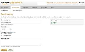 amazon payments u2013 send and receive money with a credit card u2013 the