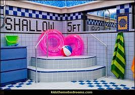 Pool Party Decoration Ideas Decorating Theme Bedrooms Maries Manor Swimming Pool Theme
