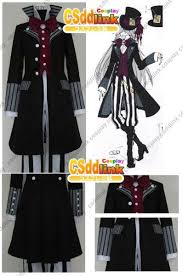 Black Butler Halloween Costumes 95 Butler Images Manga Anime Black Butler