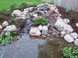 best backyard ponds u2014 home design lover