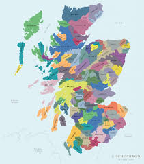 Map Scotland Tartan Weaver Launches Interactive Clan Map Of Scotland Sunday Post