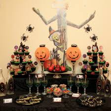 halloween witch party hansel and gretel party with dessert table