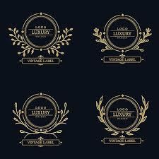 Luxury Logo Design Vector Free Download
