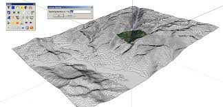 sketchup skelion extension part 1 terrain import daniel tal